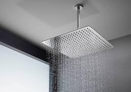 raindream shower head shower taps mixers from roca architonic raindream shower head by roca