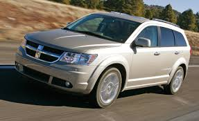 Dodge Journey Limited - 2009 dodge journey r t awd comparison tests comparisons car