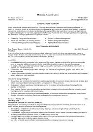 Instructional Design Resume Examples by Resume Example Example Resume Line Cook Lead Line Cook Resume