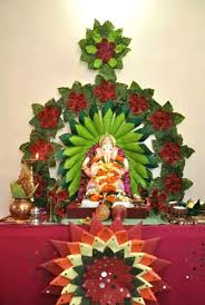 decoration themes for ganesh festival at home ganesh chaturthi ideas the prettiest pooja decor and the most