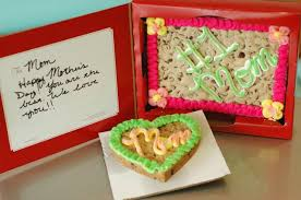 mrs fields cookie cakes photo a cookie card and mini cookie cake from mrs