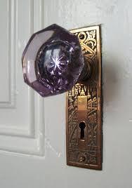 purple glass door knobs benefits of antique glass door knobs