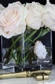 Diy Vase Decor How To Make Crystal Magnets