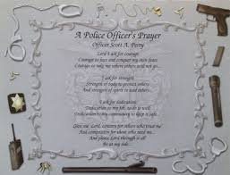 gift for police officer personalized a police officer u0027s