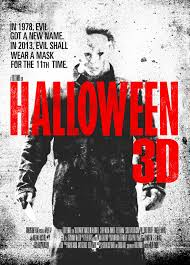 halloween 1 remake the horrors of halloween fan made halloween 3d posters