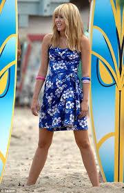 Hannah Montana Halloween Costume Hannah Montana Teen Star Miley Cyrus Smile Makeover Daily