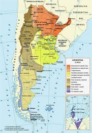 Latin America Maps by South America Climate Map South America Drought Robertscribbler