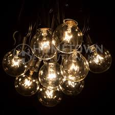Outdoor String Lights Vintage by Globe Outdoor String Lights Lighting And Ceiling Fans