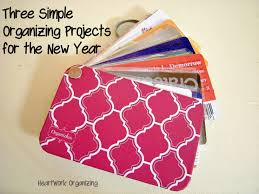three organizing projects to jump start your year heartwork