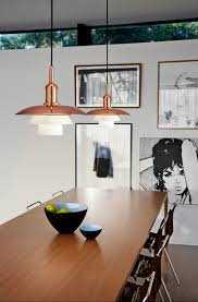 10 copper mid century lamps to inspire your home decor