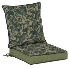 Plantation Patterns Seat Cushions by Paradise Cushions Brown Rust Outdoor Chair Cushions Outdoor