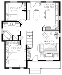 Small One Level House Plans Decor Ranch Home Designs House Plans With Walkout Simple One Story