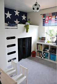 Bedroom Brilliant  Amazing Hideaway Spaces For Kids Handmade - Bedroom play ideas