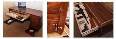 Pine Gun Cabinet Custom Furniture Firearm Storage Hampton Nj N J Concealment