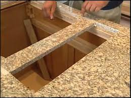 installing granite countertops on existing cabinets installing a granite countertop and kitchen cabinets youtube