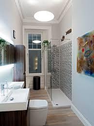 small narrow bathroom ideas narrow bathroom ideas and photos houzz
