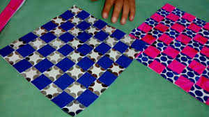 easy u0026 affordable diy home decor idea handmade table mat youtube
