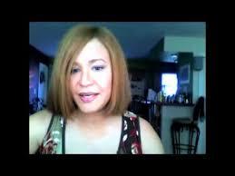 dark hair after 70 colorsilk medium ash blond review youtube