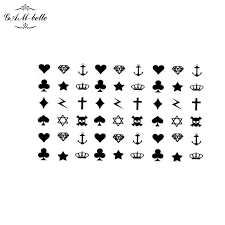 finger tattoo stickers compare prices on finger tattoo cross online shopping buy low price