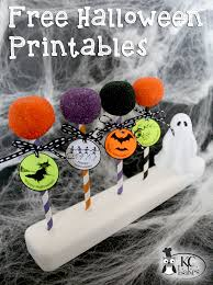 Bakerella Halloween Cake Pops by Halloween Cake Pops Free Printables Kc Bakes