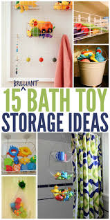 Diy Toy Storage Ideas Top 25 Best Bath Toy Storage Ideas On Pinterest Kids Bath Toys