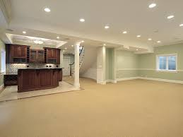 interior wonderful basement remodel ideas finishing a basement