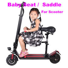 siege bebe scooter aliexpress com buy scooter children seat baby saddle electric