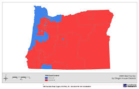 map of oregon house lindholm company archive 2008 oregon house seats by
