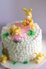 18 creative and sweet ideas for easter bunny cake style motivation