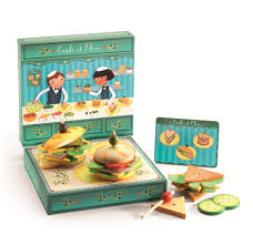 cuisine bois djeco toys christophe gilet design