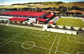 rsl aiming to build 45 50 million local academy training
