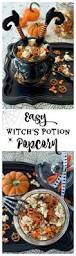 easy witch u0027s potion popcorn no cauldron required u2013 home is where