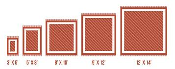 Standard Sizes Of Area Rugs by Area Rug Dimensions Cievi U2013 Home