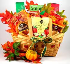 thanksgiving gift basket autumn abundance gift basket