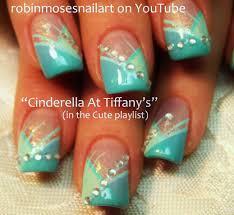 robin moses nail art no water needed mint mani diva diy drag