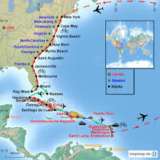 Where Is Puerto Rico On The Map Egli Engineering 2013 Usa Karibik Westindies