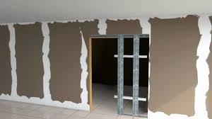 comment poser une porte de chambre porte a galandage avec menuiserie deco porte galandage pr sentation