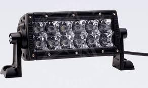 Rigid 50 Led Light Bar by Utv Inc Electrical