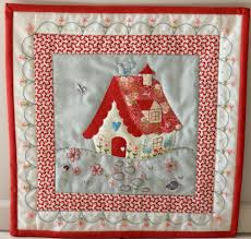Cottage Quilts And Fabrics by Val Laird Designs Journey Of A Stitcher Wall Quilts And Hangings
