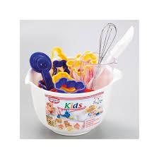 kit de cuisine enfant kit pâtisserie enfant 18 pièces bredele boutique