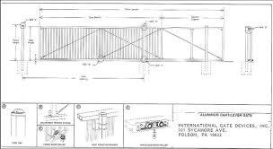 ornamental aluminum gate jpg 1000 548 gate design pinterest