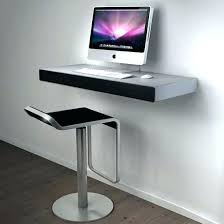 Wall Mount Computer Desk Wall Mounted Computer Desk Uk Computer Desk With Drawers Ebay