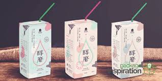 milk design soy milk daily package design inspirationdaily package design