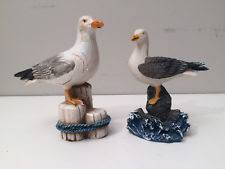 ornaments figurines sea bird collectables ebay