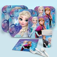 frozen party supplies frozen birthday party supplies theme party packs