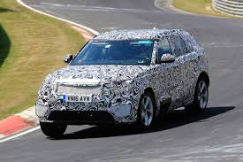 new land rover velar new range rover velar spy shots and pictures range rover velar