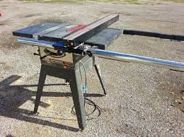 aftermarket table saw fence systems aftermarket fence for rigid r4512 table saw woodworking talk