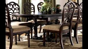 dining room table set with chairs innovative 7 piece dining set ashley furniture room sets youtube
