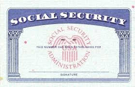 blank social security card template download template design