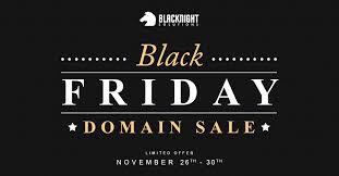 black friday domain sale black friday domain discounts